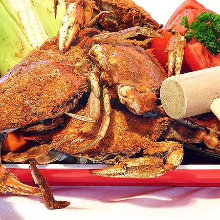 Ocean City Maryland Steamed Crabs | OCMD Crab House