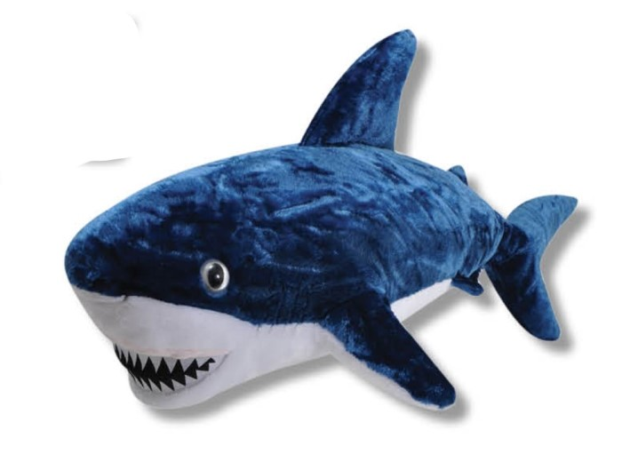 Mako Shark Toys : Plush quot mako shark blue ocean city maryland steamed